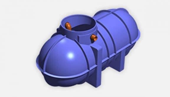 Waste Tank