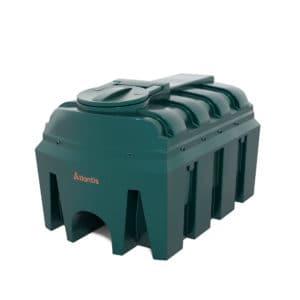 1300 litre plastic bunded oil tank