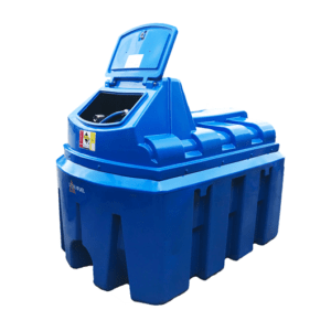 2450 Litre AdBlue Tank Dispenser