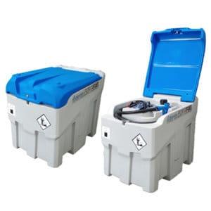 230 litre portable adblue pollicube