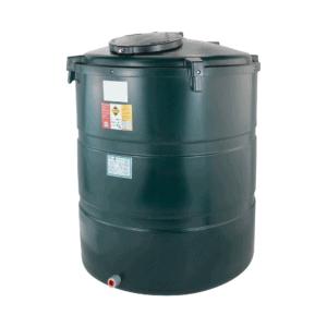1230 litre plastic bunded oil tank