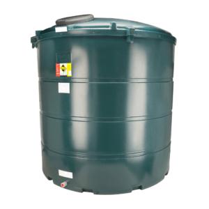 5000 litre plastic bunded oil tank