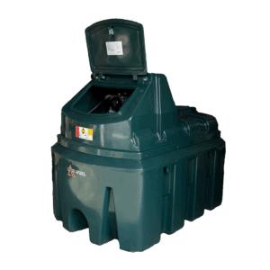 1300 Litre Plastic Bunded Diesel Tank