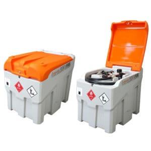 230 litre portable diesel pollicube