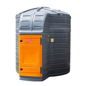 10000 Litre Plastic Diesel Tank