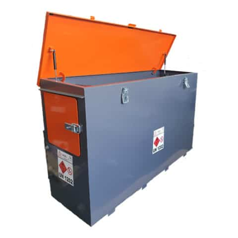 440 litre portable steel diesel tool box