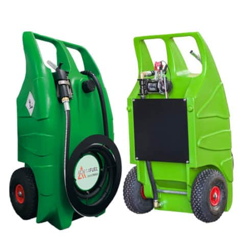 100 litre portable diesel trolli