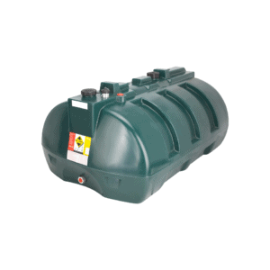 1230 Litre plastic single skin oil tank