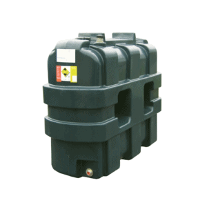 1200 litre single skin plastic oil tank