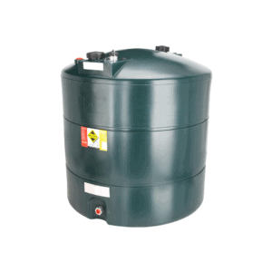 1340 litre plastic single skin oil tank