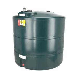 2455 litre plastic single skin oil tank
