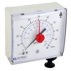 hydrostatic tank contents gauge