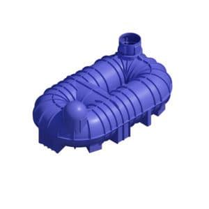 10000 litre underground water tank