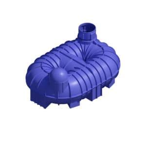 8400 litre underground water tank