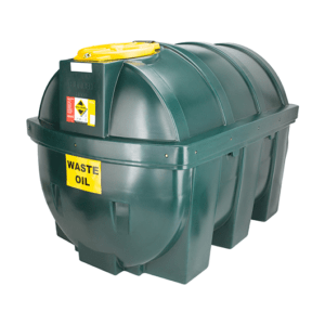 1800 litre waste oil tank