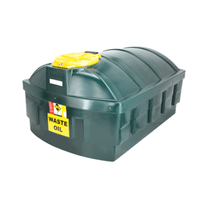 1200 litre waste oil tank