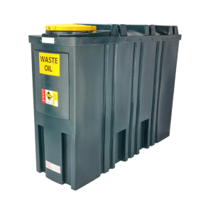 1400 litre waste oil tank