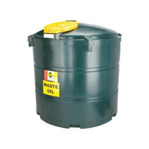 1340 litre waste oil tank