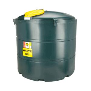 2455 litre waste oil tank
