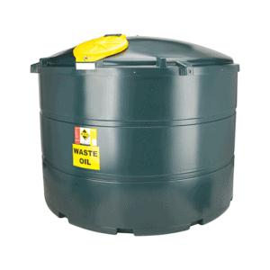 3500 litre waste oil tank