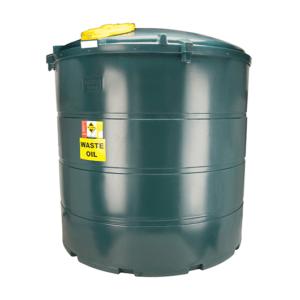 5000 litre waste oil tank