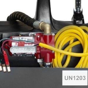 30 LPM with 12V atex pump