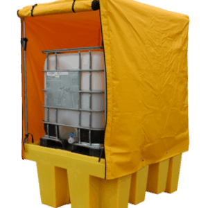 Single IBC Spill Pallet (soft covered)
