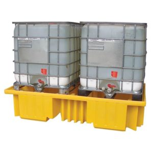Double IBC Bund Pallet (without deck)