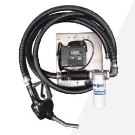110v diesel portatank pump kit