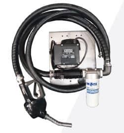 230v diesel portatank pump kit