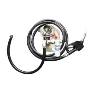 24v diesel pump kit for portatanks
