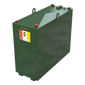 900 litre steel bunded oil tank