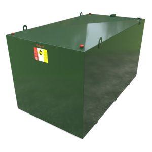 10000 Litre Steel Bunded Oil Tank