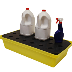 General Purpose Spill Tray, 31ltr bund (with grid)