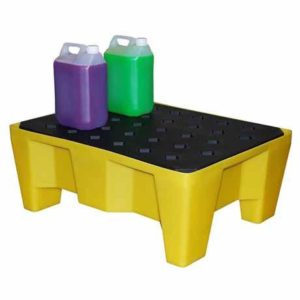General Purpose Spill Tray, 70ltr bund (with grid)