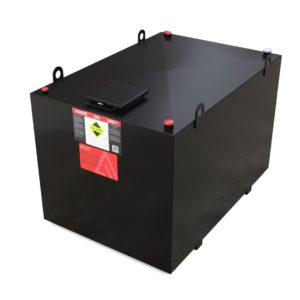 2700 Litre Steel waste oil tank