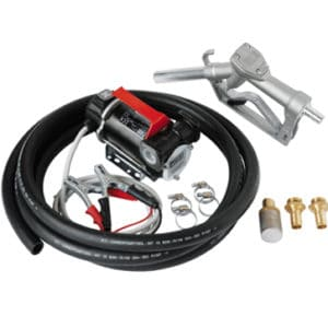 12v Piusi Portable Diesel Transfer Pump Kit