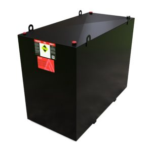 4500 Litre Steel Bunded Waste Oil Tank
