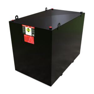 5800 Litre Steel Bunded Waste Oil Tank