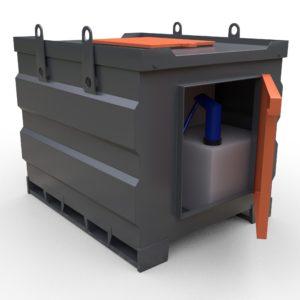 1000 Litre Diesel Tank c/w 150 Litre AdBlue®