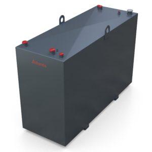 1350 Litre Steel Bunded Lube Oil Tank