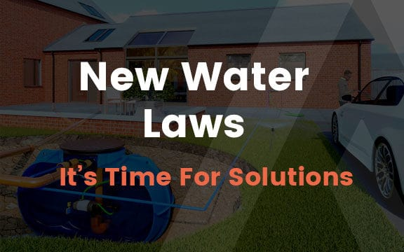 Read more about New Water Laws – It's Time for Solutions
