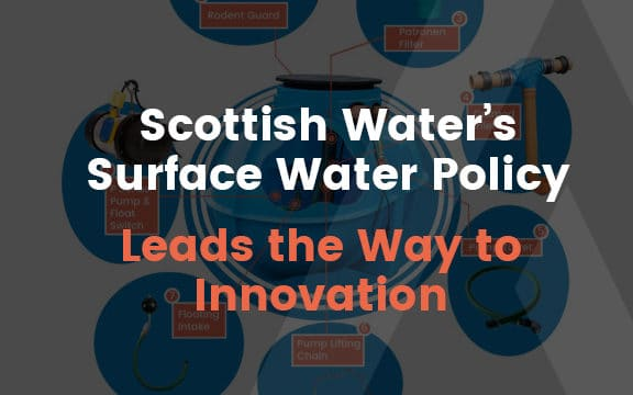 Read more about Scottish Water's Surface Water Policy Leads the Way to Innovation